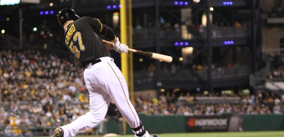 Will the Pirates See Any Drop Off Going From Travis Snider to Andrew Lambo?