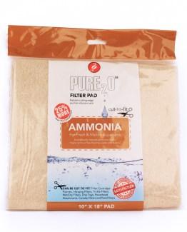ammonia filter front