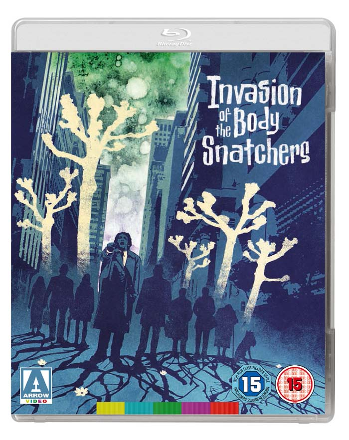 INVASION BODY SNATCHERS 2D BD Arrow Video Bring Invasion of the Body Snatchers to Blu ray in November (UK)