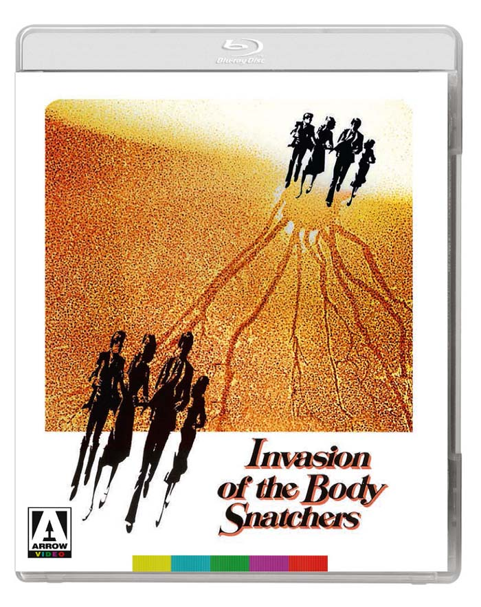INVASION BODY SNATCHERS 2D REV BD Arrow Video Bring Invasion of the Body Snatchers to Blu ray in November (UK)