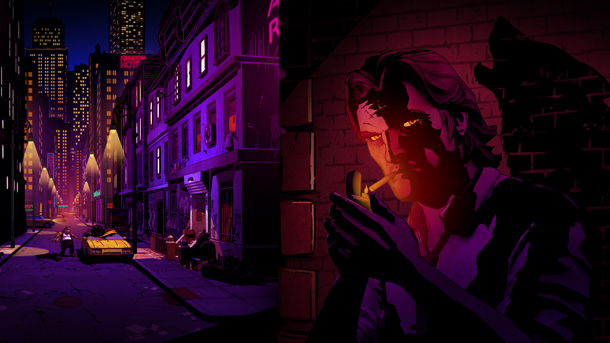 The Wolf Among Us Game Review   The Wolf Among Us Episode One: Faith