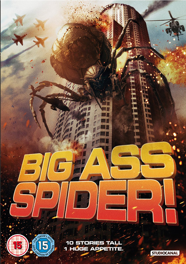 The big ass spider