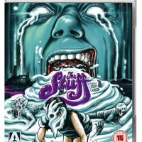 The Stuff (Blu-ray) - Arrow Video Release Cult Consumerism Horror