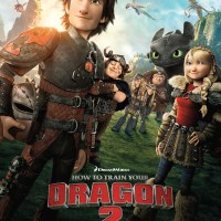 New Poster for How To Train Your Dragon 2