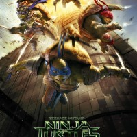 New UK Poster for Teenage Mutant Ninja Turtles & TV Spot