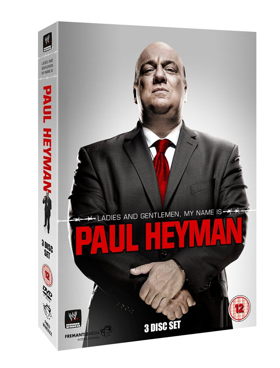'WWE: Ladies and Gentlemen, My Name Is Paul Heyman ' Review