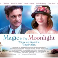New UK Poster for Magic in the Moonlight featuring Colin Firth & Emma Stone