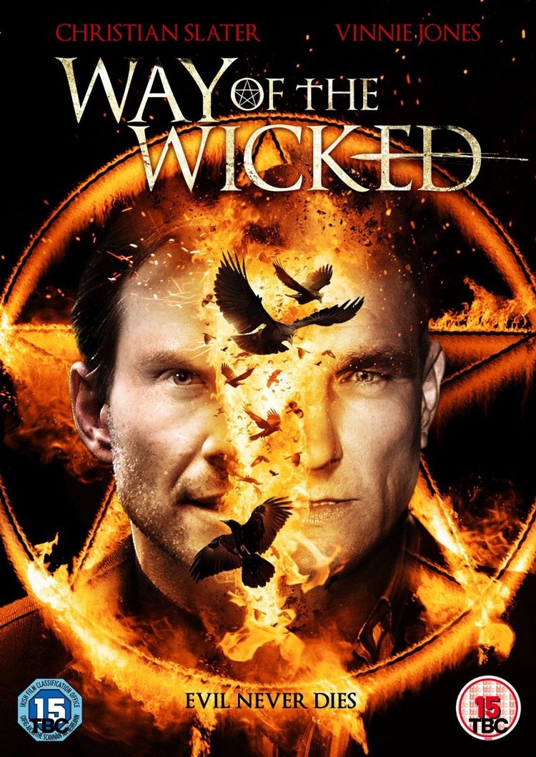 'Way of the Wicked' Review - Christian Slater & Vinnie Jones Horror