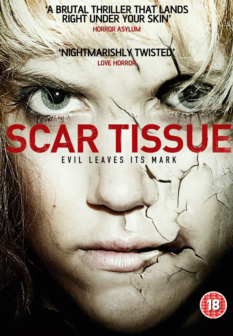 'Scar Tissue' (DVD) Review - A Brutal Thriller with Deep Scars