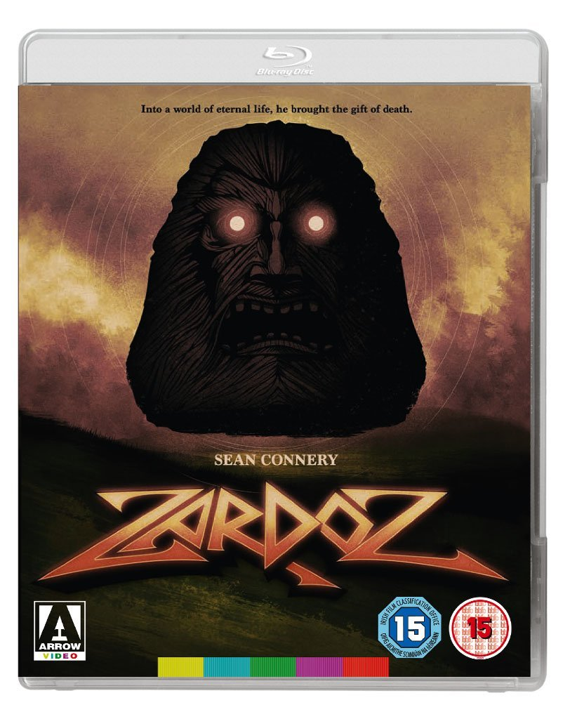 'Zardoz' Review (Arrow Video Blu-ray)