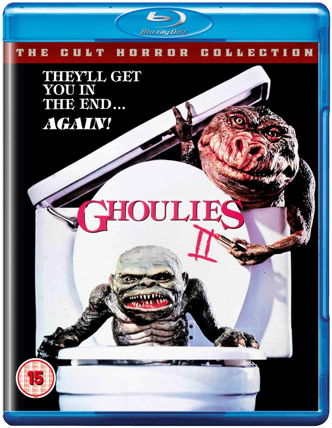 'Ghoulies 2' Review (Blu-Ray)
