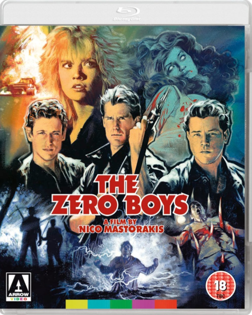 'The Zero Boys' Review (Arrow Video Blu-Ray)