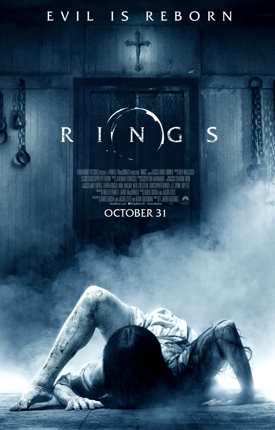 Samara Returns in New Trailer and Poster for Rings