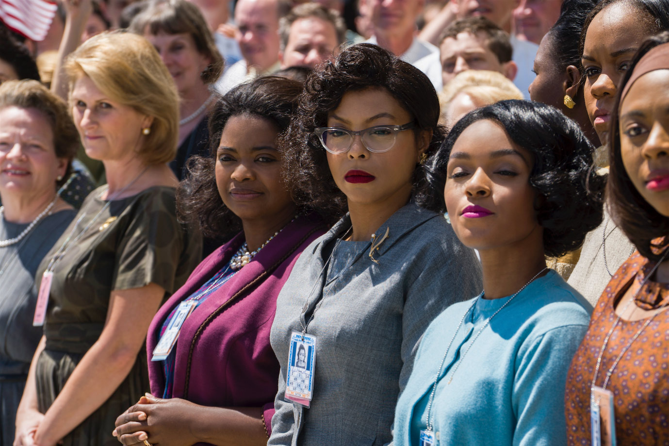 New International Trailer for Hidden Figures the Untold NASA Story