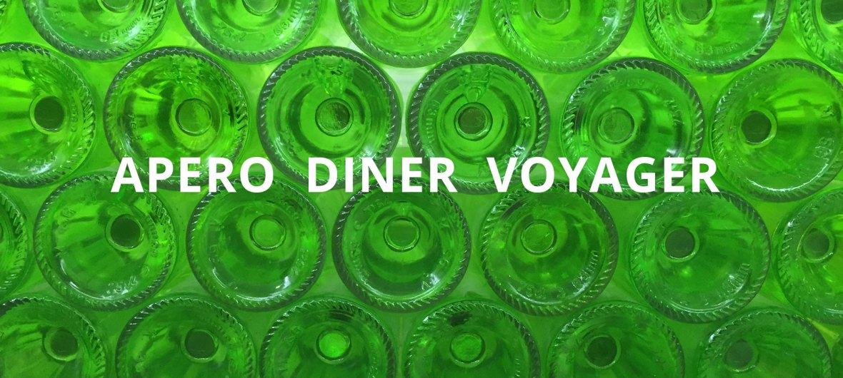 apero diner voyager