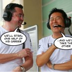 Eric-Boullier-Yasuhisa-Arai-McLaren-Honda