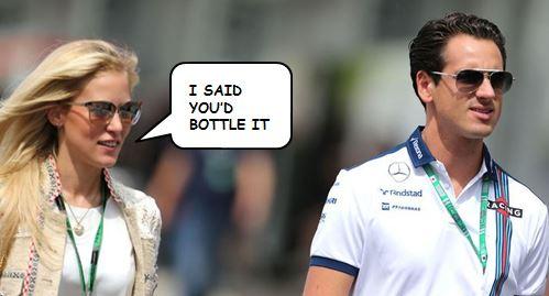 Adrian Sutil leaves Williams