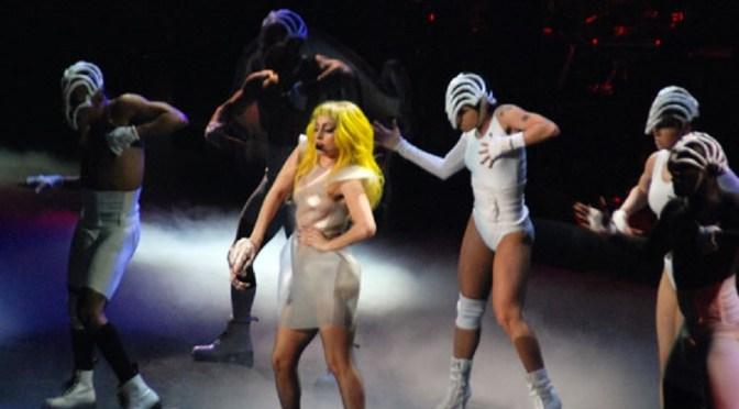 Lady Gaga, Scissor Sisters