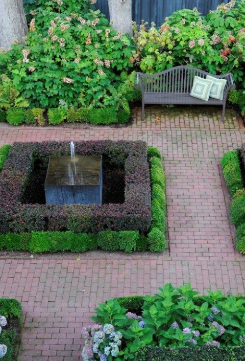 stacy bass photography hedges formal garden