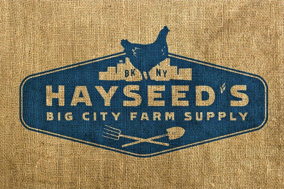 Pop-Up Hayseed