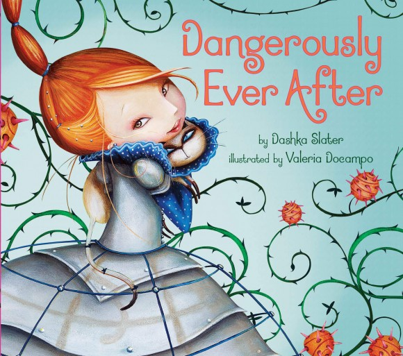 dangerously ever after by dashka slater cover