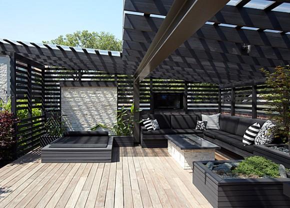 modern chicage house by Ranquist Development via www.pithandvigor.com