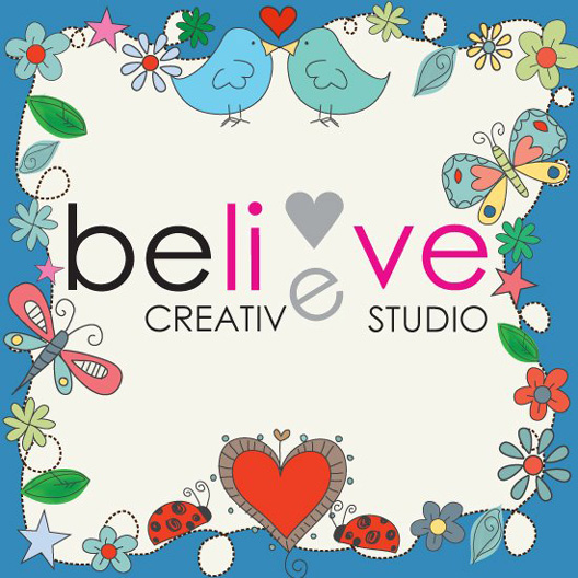 Believe Creative Studio | Pitter Pattern | Veronica Galbraith