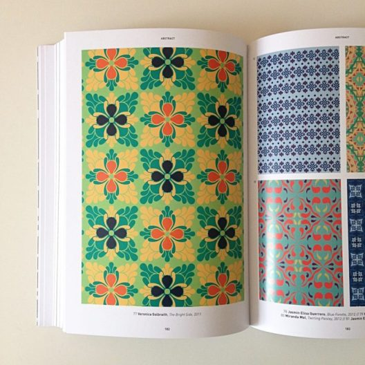 The Pattern Base book - Print by Veronica Galbraith | Pitter Pattern