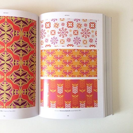 The Pattern Base book - Prints by Veronica Galbraith | Pitter Pattern