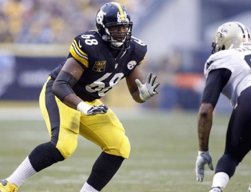 Steelers, Kelvin Beachum Start Contract Talks