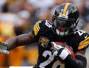 Le'Veon Bell Suspension Reduced to Two Games