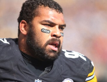 Cameron Heyward to Stop Eye Black Memorial to Father