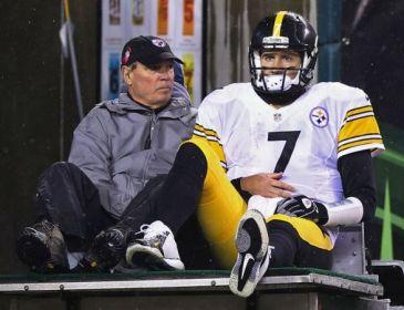 Ben Roethlisberger Has Torn Ligaments in Shoulder
