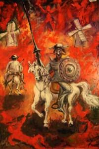 228 - Don Chisciotte e  Sancho Pança_edited