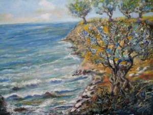 257 - Olivi sul mare-400
