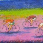 362 - Gara ciclistica 35x50
