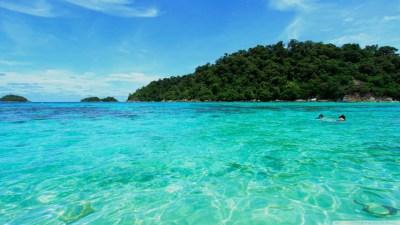 Blue sea HD wallpapers | PixelsTalk.Net