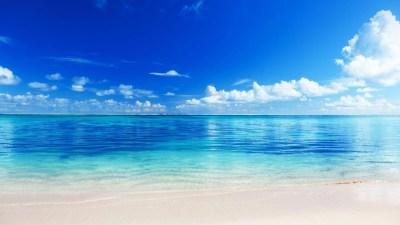 Blue sea travel wallpaper hd | PixelsTalk.Net