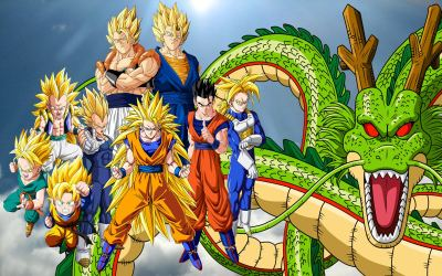 Dragon Ball Z Wallpapers Goku | PixelsTalk.Net