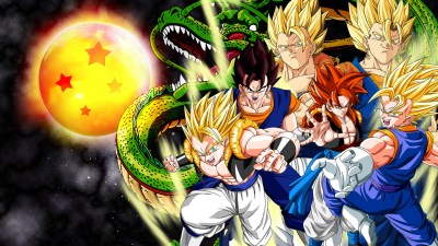 Dragon Ball Z Wallpapers Goku | PixelsTalk.Net