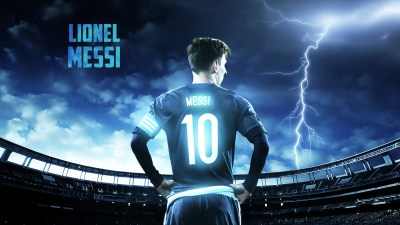 Messi Desktop Background Free Download | PixelsTalk.Net