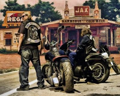 Sons of Anarchy Motorcycles | PixelsTalk.Net