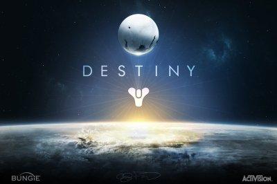 Logo Destiny Wallpaper HD | PixelsTalk.Net