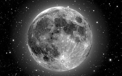 Desktop Moon Wallpapers HD | PixelsTalk.Net