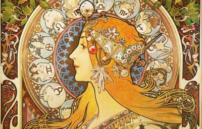 Art Nouveau Desktop Wallpapers | PixelsTalk.Net