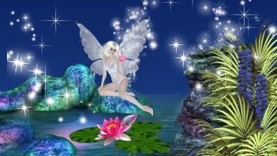 Fairy Wallpapers HD | PixelsTalk.Net