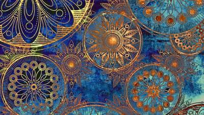Art Deco Backgrounds Desktop Wallpapers | PixelsTalk.Net