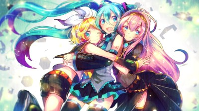 Vocaloid HD Wallpapers | PixelsTalk.Net