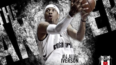 Desktop Allen Iverson Wallpapers | PixelsTalk.Net