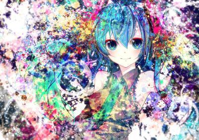 HD Vocaloid Backgrounds | PixelsTalk.Net